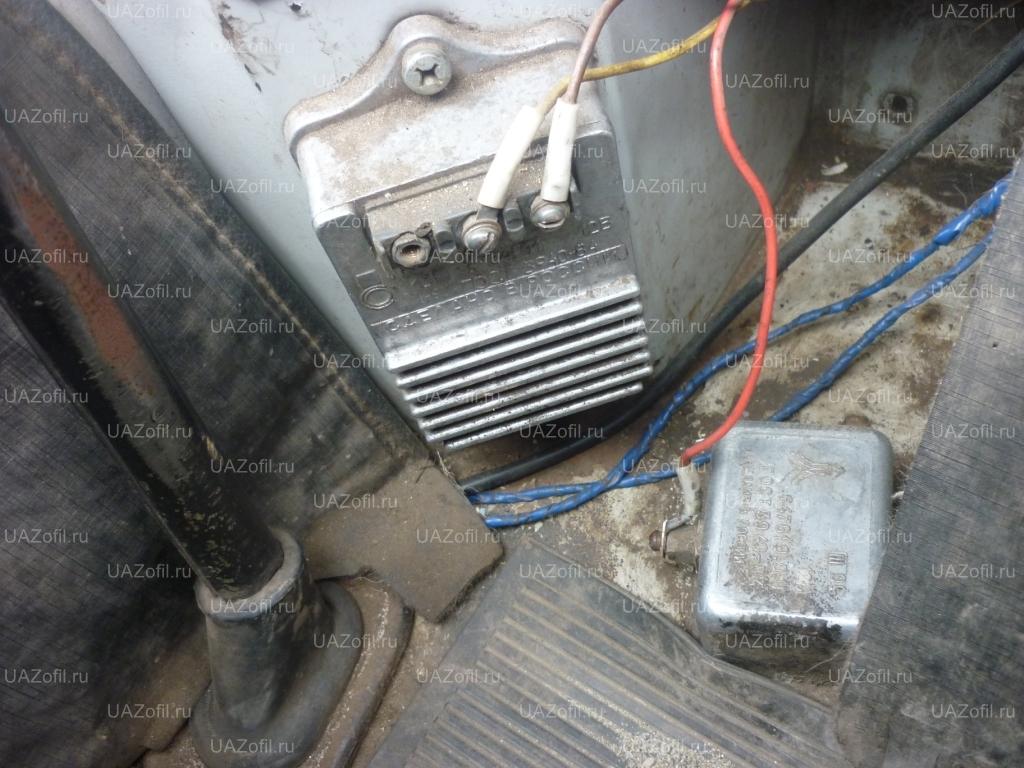 аварийный вибратор уаз