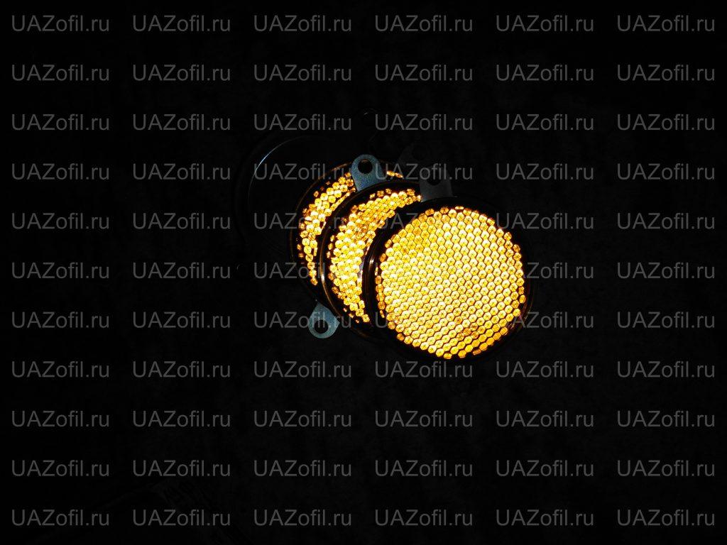 Катафоты на УАЗ 3303