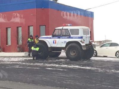 Норильская полиция